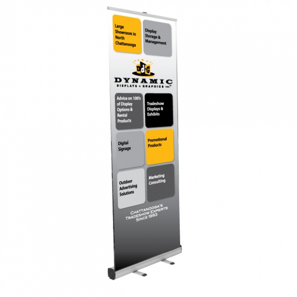Mosquito Banner Stand